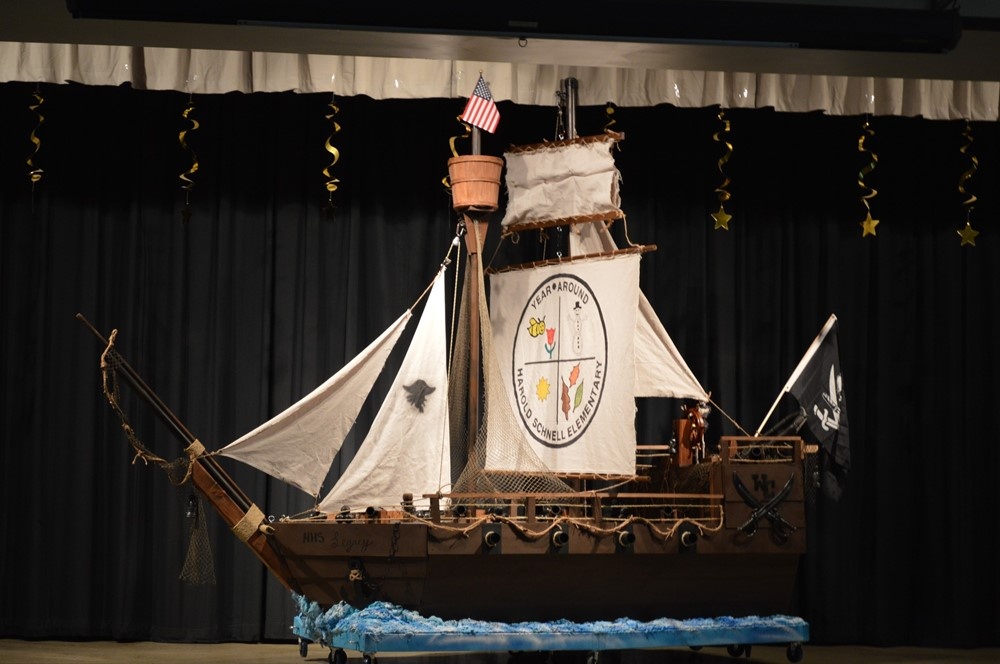 Schnell Pirate Ship