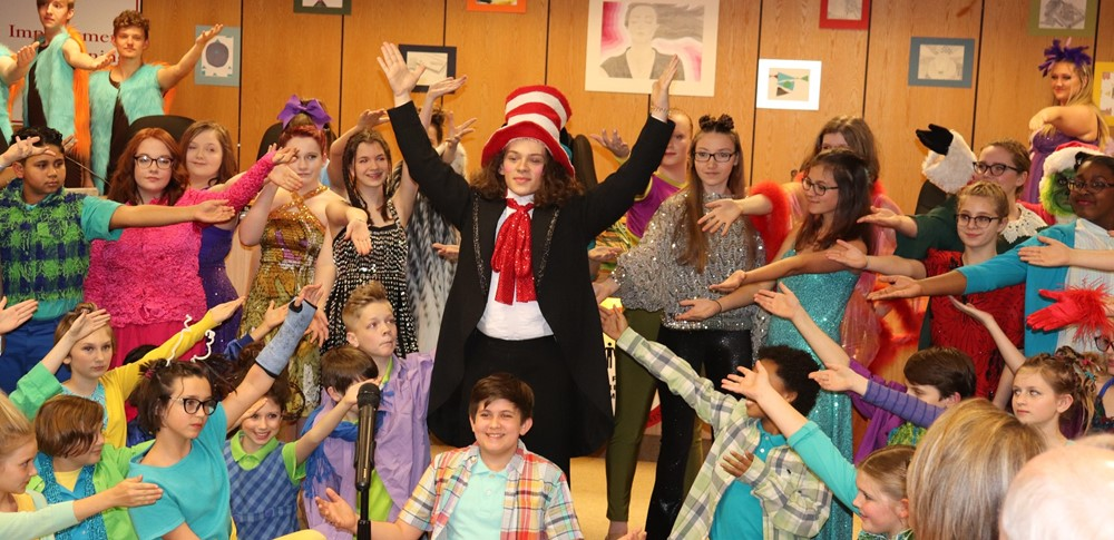Seussical the Musical Performers