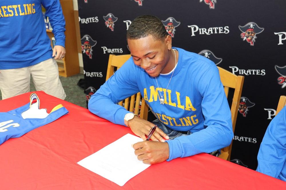 Signing Day Athletes