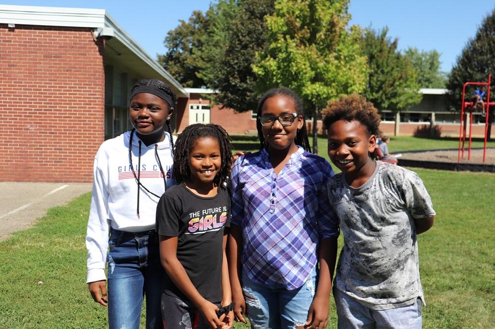 CFH Playground Kids