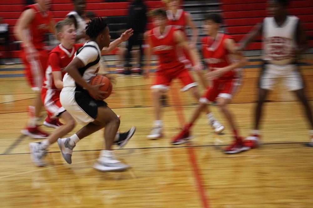 Basketball Freshman