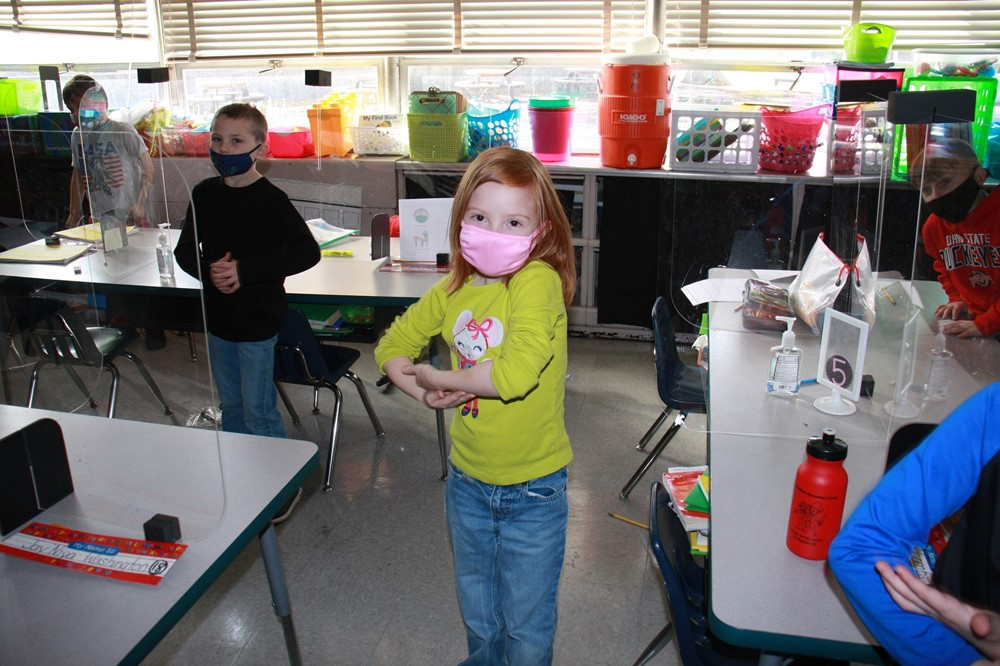 Holliday 1st Grade Class