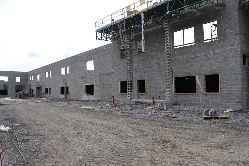 Prek-1 Building Construction